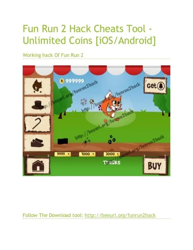 Fun Run 3 Hack Apk : Cheats, Unlimited, Coins, [iOS/Android]