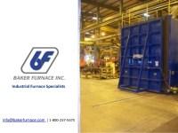 Industrial Furnace by Baker Furnace