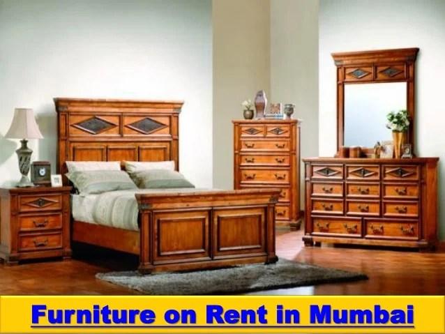 Furniture On Rent In Mumbai