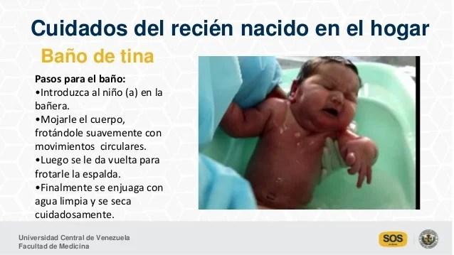 Cuidados del recin nacido en el hogar Lic Zayda Domnguez