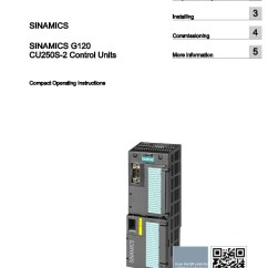 Sinamics G120 Control Wiring Diagram Face Piercing And Names Cu250 S2 Kba1 0414 Eng En Us