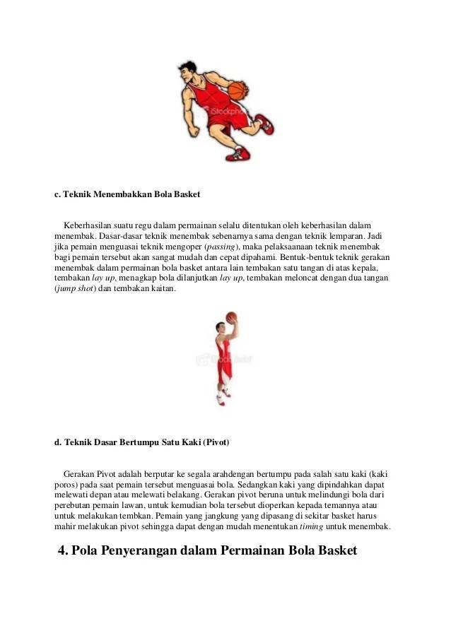 Berputar Ke Segala Arah Dengan Bertumpu Pada Salah Satu Kaki (kaki Poros) Pada Bola Basket : berputar, segala, dengan, bertumpu, salah, (kaki, poros), basket, Gambar, Kliping