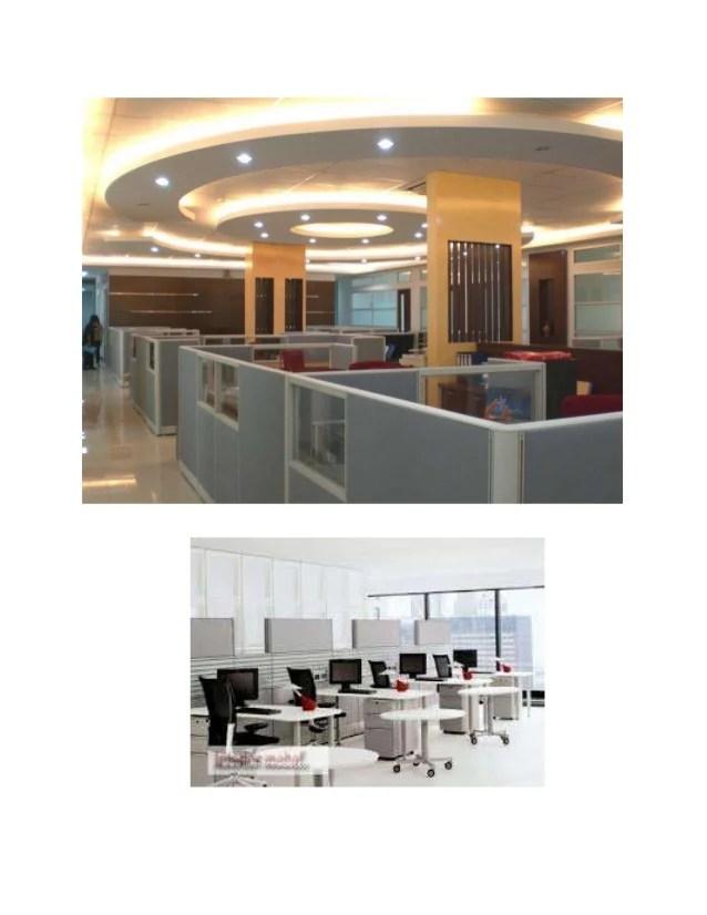Tata Ruang Kantor Bersekat atau Berkamar (Ciri, Keuntungan