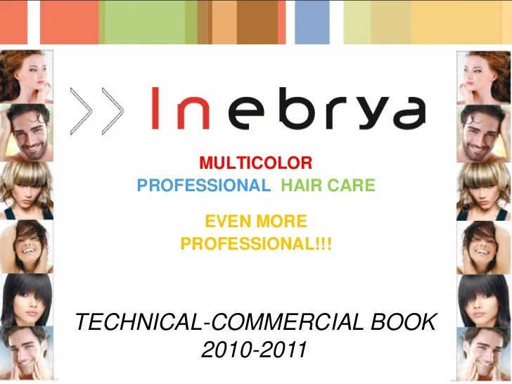 also gb inebrya technical commercial book jan rh slideshare