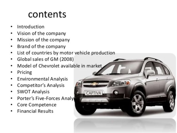 General motors car brands list for General motors cars brands