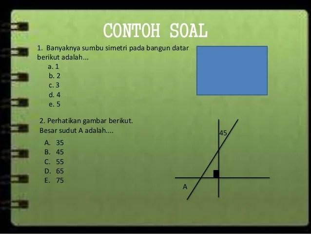 Geometri Bidang