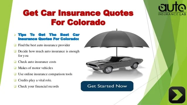 Image Result For Colorado Auto Insurance Rate Increase