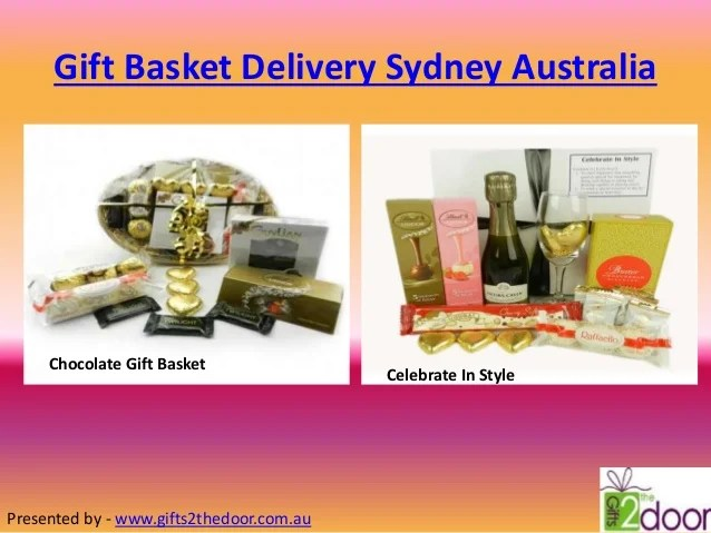 Gift Delivery Sydney Australia Gifts 2 The Door