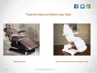 Buy Online Skincare Treatment Tables and Spa Room Beds