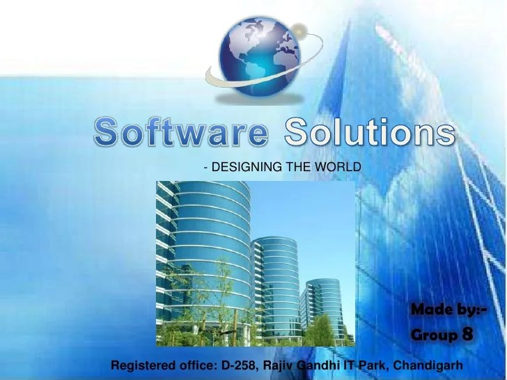 Solutions Electrical Software Global Offices