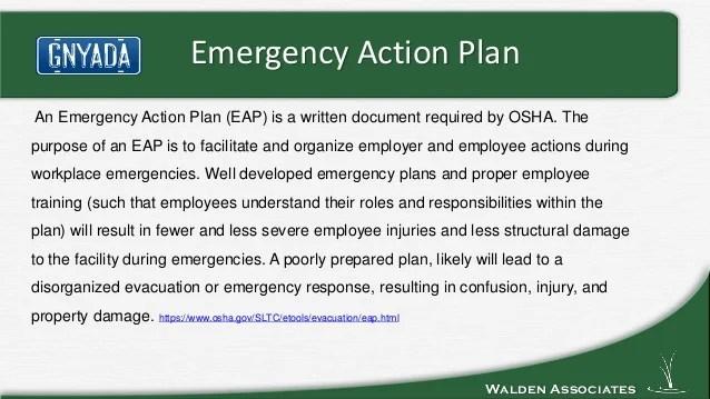 Workplace Evacuation Plan