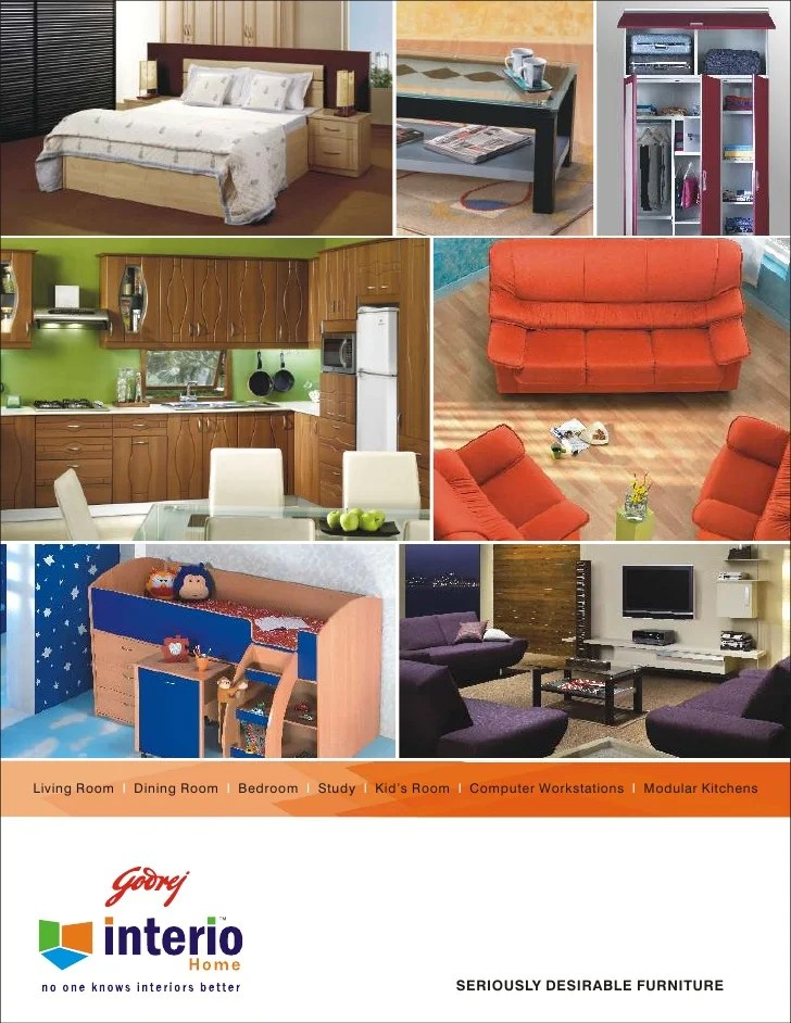 godrej revolving chair catalogue leather wingback chairs south africa interior price list decorating of your house interio home rh slideshare net