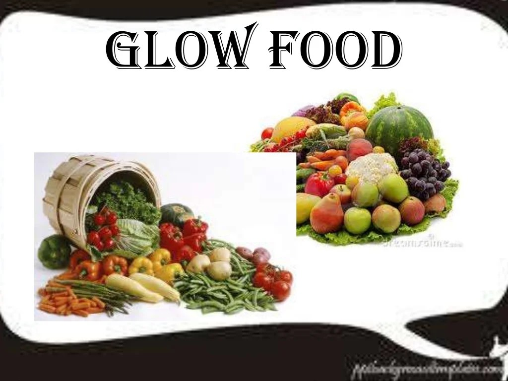 Go Glow And Grow Food