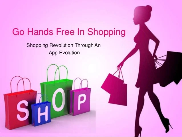 Go Hands Free in shopping