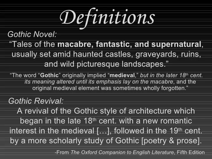 Element Definition English