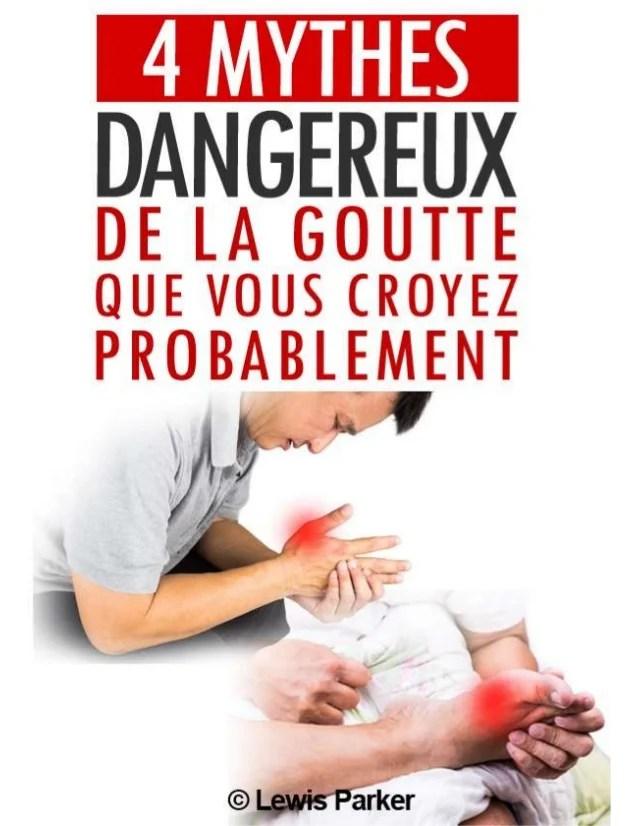 La Goutte D Or Dangereux : goutte, dangereux, Maladie, Goutte, D'acide, Urique