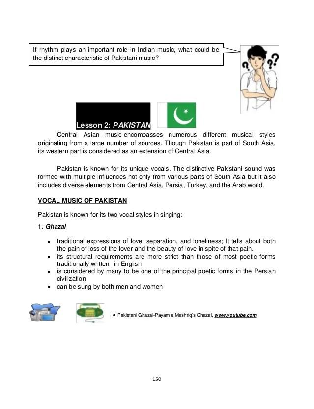 Gr 8 Music Q3 Page 121 #mcspicyishere Ph Sharings Cc Teacher