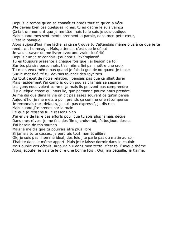 Paroles De Je Suis Malade : paroles, malade, Grand, Corps, Malade,, Déclaration