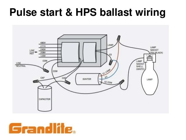 ge hid ballast wiring diagram | #1 wiring diagram source ge hps ballast  wiring diagram