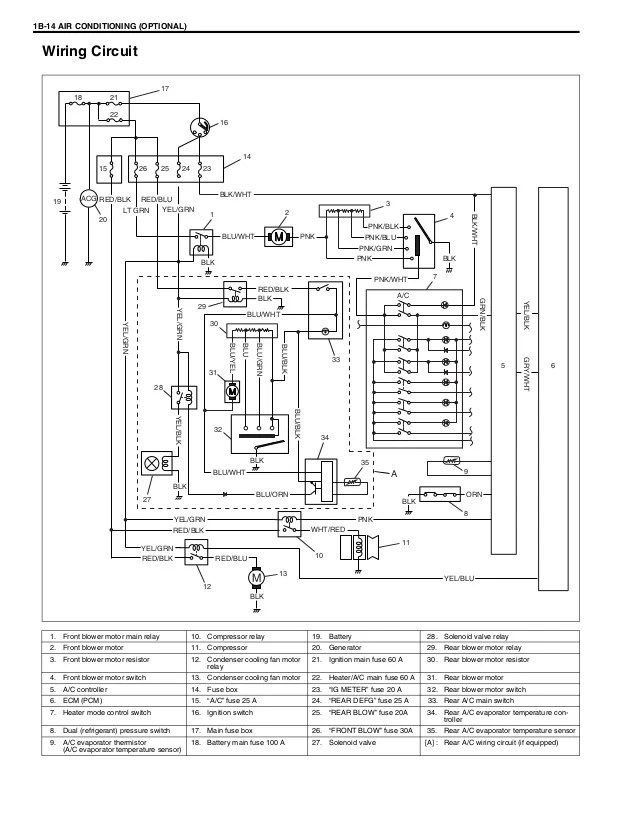 1999 suzuki intruder 1500 wiring diagram ge profile arctica parts 2000 problems ~ elsalvadorla