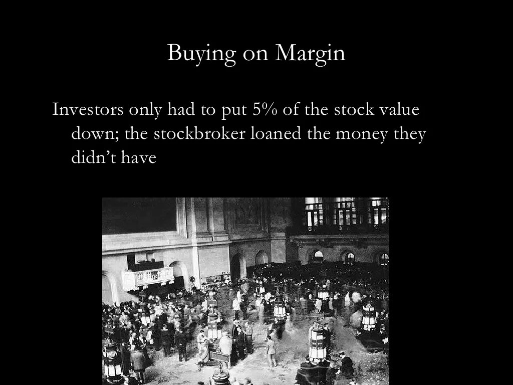 5 Main Causes Of The Great Depression