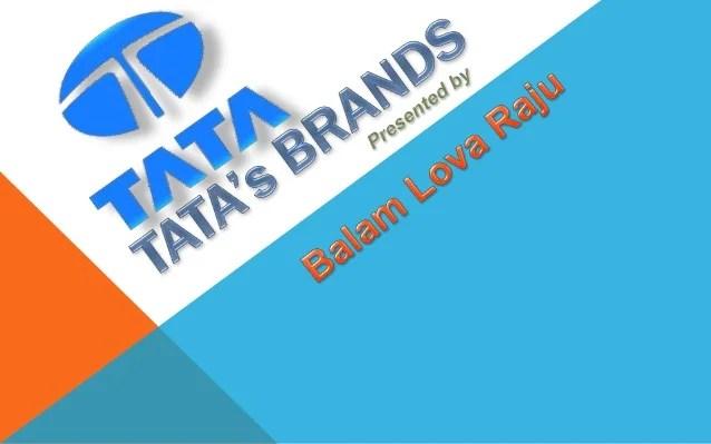Tata Brands Presentation