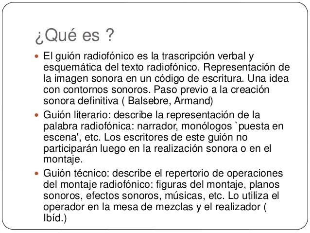 Guin radiofnico