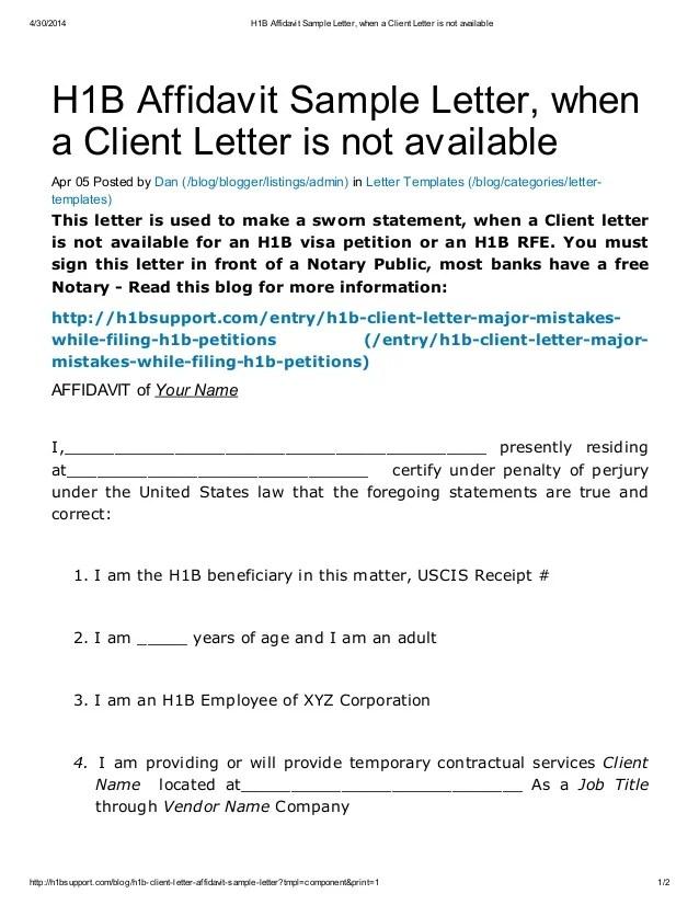 Sample Work Experience Letter For H1b Visa   Curriculum Vitae