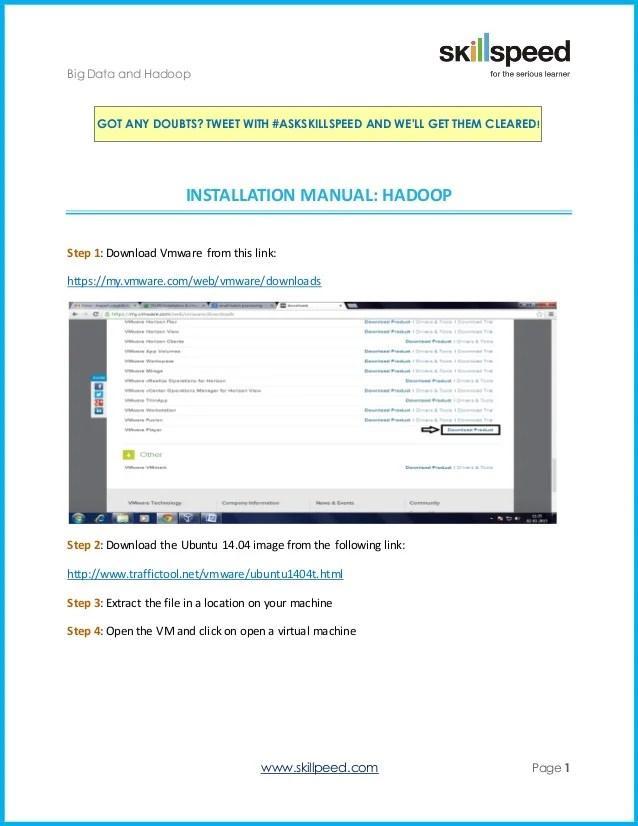 Apache Hadoop Installation Guide