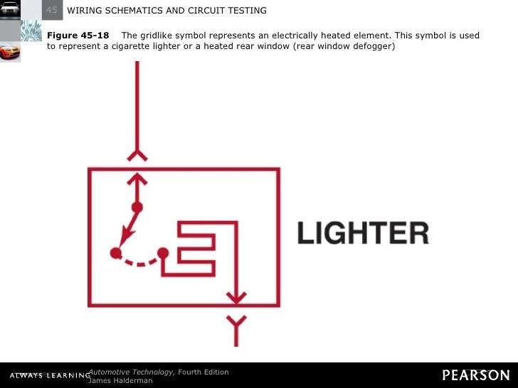 Cigarette Lighter Rear Window Defroster Wiring Diagram Autozonecom