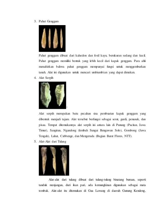 Hasil Kebudayaan Masa Bercocok Tanam : hasil, kebudayaan, bercocok, tanam, Hasil, Kebudayaan, Masyarakat, Indonesia, Praaksara