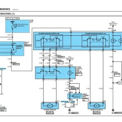 Electric Window Motor Wiring Diagram Double Switch Uk Hyundai Hd65 Hd72 Hd78 Electrical Troubleshooting Manual Power