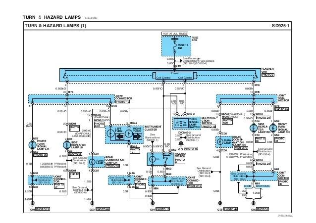 Hyundai HD65, HD72, HD78 Electrical Troubleshooting Manual