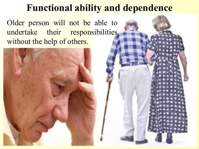 Health care of elderly