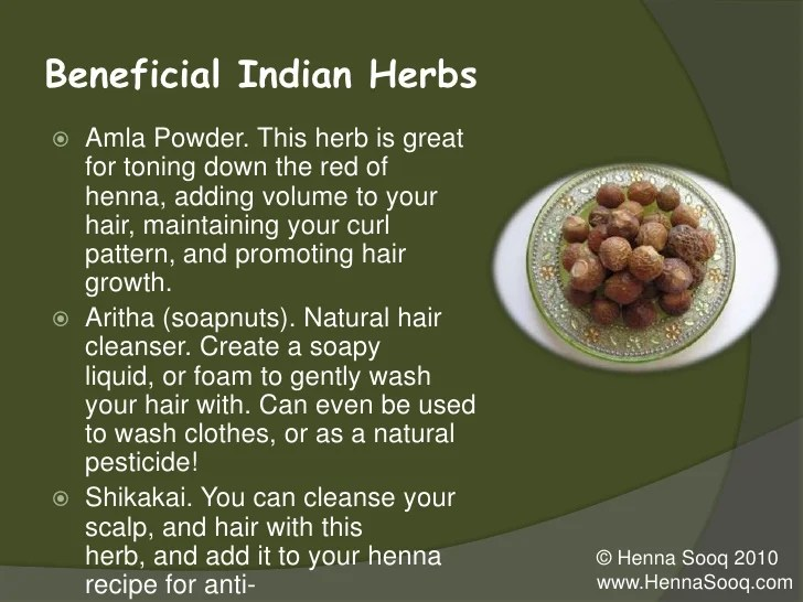 henna & natural hair care workshop