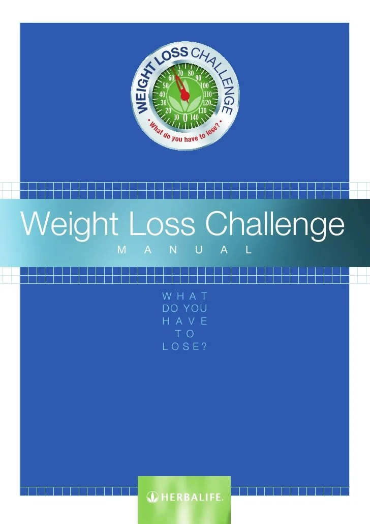 Herbalife Weight Loss Challenge : herbalife, weight, challenge, Herbalife, Weight-loss-challenge-manual