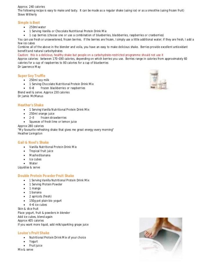 Herbalife Cake Batter Shake Recipe Kikielpiji