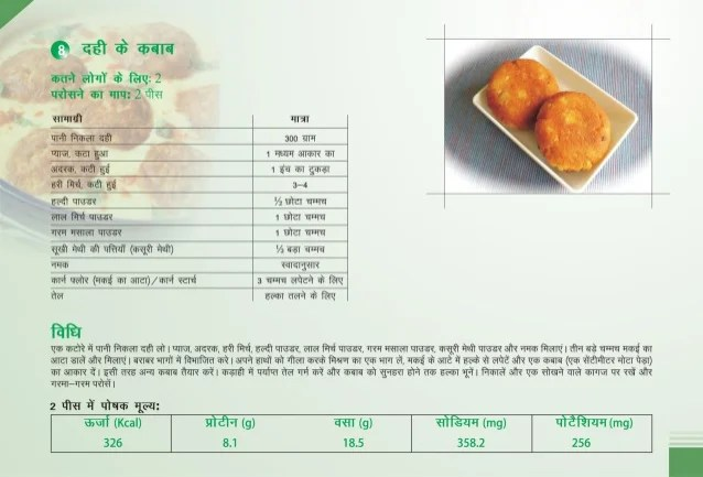 also hindi recipes for kidney patient by renal care india rh slideshare