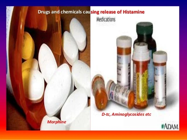 Histamine & antihistaminics