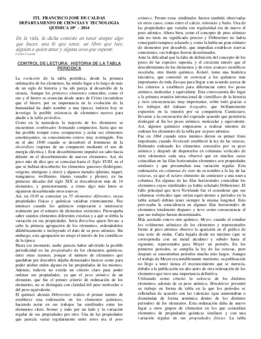 Resumen de la historia tabla periodica pdf periodic diagrams science historia de la tabla periodica resumen urtaz Choice Image