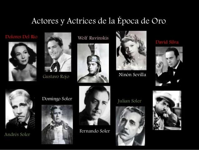 Historia del cine en mxico