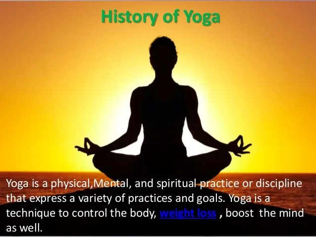 Image result for yoga history