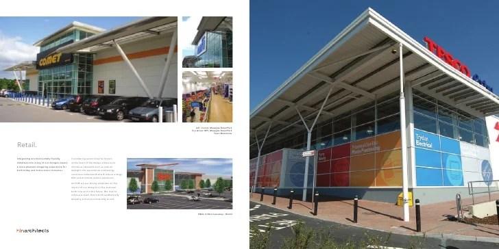 hln architects brochure
