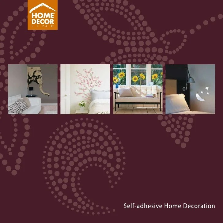 Home Decor Line Full Catalogue Decor Stickers