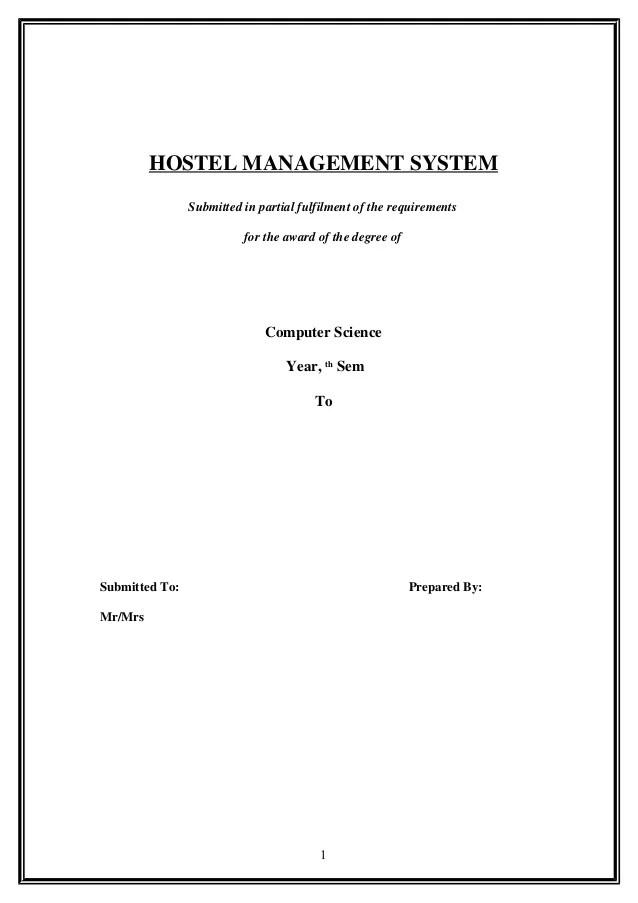 hostel management system er diagram vw pertronix wiring