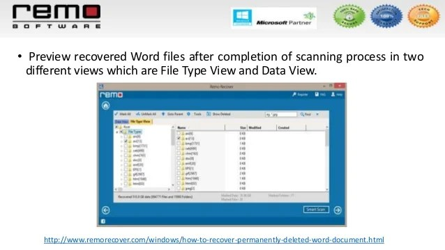 how to recover deleted word documents