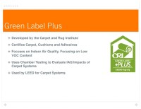 carpet and rug institute green label plus | Roselawnlutheran