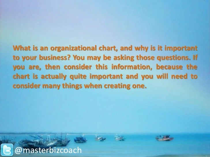 What also how important organizational chart rh slideshare