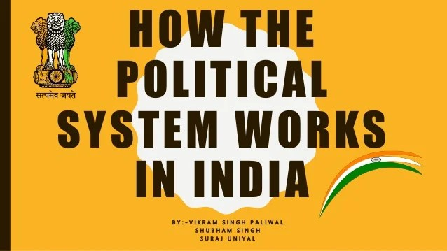 how the political system
