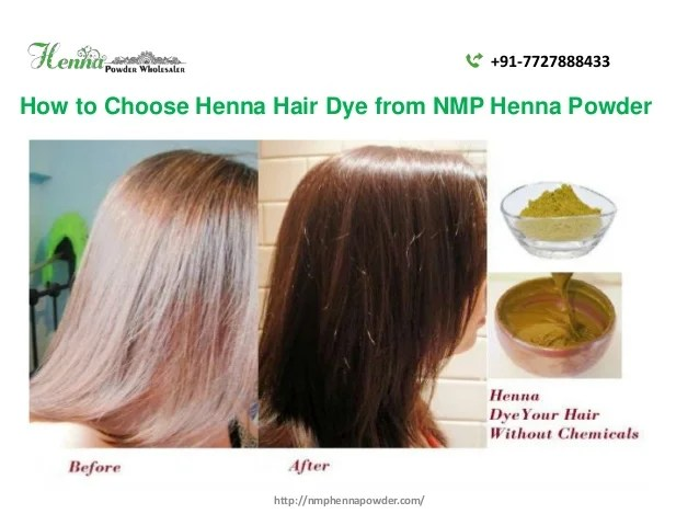 how to choose henna